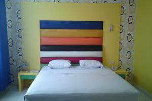 Wisma Rainbow Pekanbaru - Kamar tamu