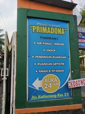 Primadona Homestay