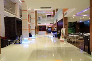 Miyana Hotel Medan - Lobi (07/Feb/2014)