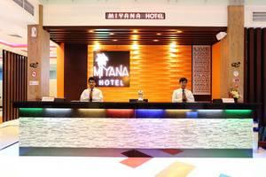 Miyana Hotel Medan - Reception (07/Feb/2014)
