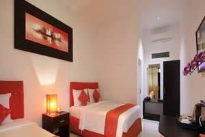 Kubu Anyar Hotel Bali - Kamar tamu 2