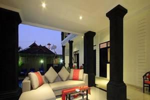 Kubu Anyar Hotel Bali - Ruang Tamu