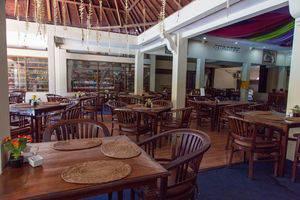 ZenRooms Jimbaran Pantai Kedonganan Bali - Restoran