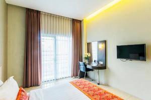 Moscato Hotel and Cafe Bandung -