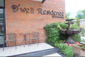ZEN Rooms D-well Residence Don Muang Bangkok - Interior Entrance