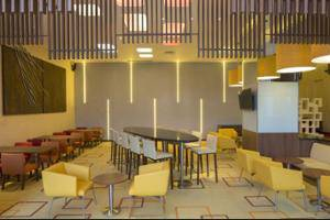 Holiday Inn Express Jakarta Pluit Citygate - Lobby Lounge