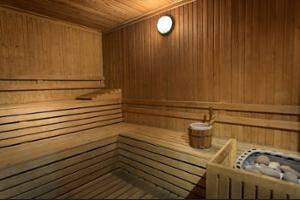 Le Grandeur Mangga Dua - Sauna