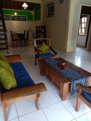 Mahalini villa 3 Bali - Indoor Pool