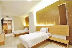Tickle Hotel Yogyakarta - Reception