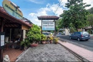 Temple Cafe Seaside Cottages