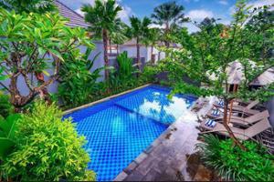 Villa Garden Umah D'Kampoeng
