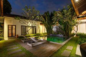 Ubud Raya Resort Bali - Outdoor Pool