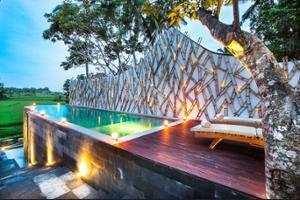 Ubud Padi Villas Bali - Guestroom View