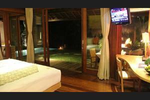 Ubud Padi Villas Bali - Infinity Pool
