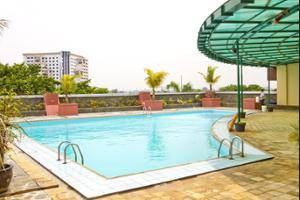 NAM Center Hotel Jakarta - Outdoor Pool