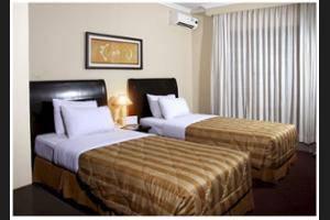 Hotel Sriwijaya Jakarta - Guestroom