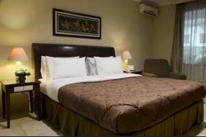 Hotel Sriwijaya Jakarta - Hotel Interior