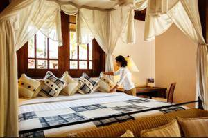 The Oberoi Lombok - Hotel Lounge