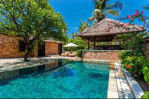 The Oberoi Lombok - Guestroom View
