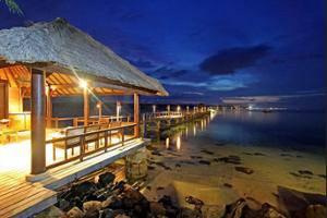 The Oberoi Lombok - Dock