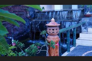 Antari Hotel Bali - Fountain