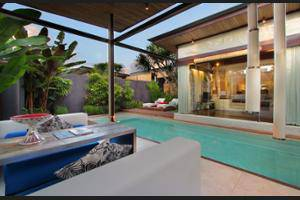 Kiss Villas Bali - Terrace/Patio