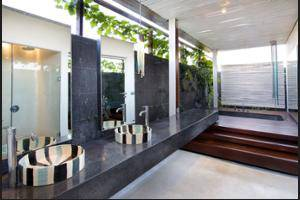 Kiss Villas Bali - Bathroom Sink