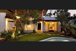 Kiss Villas Bali - Property Grounds