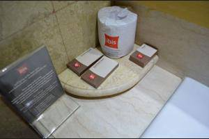 ibis Rajawali Surabaya - Bathroom Amenities