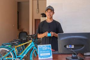 Airy Sanur Pungutan 11A Bali Bali - Receptionist