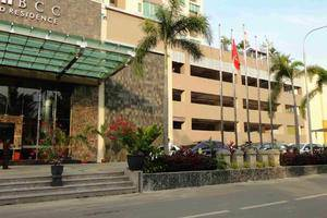 BCC Hotel  Batam - Tampilan Luar Hotel