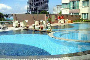 BCC Hotel  Batam - The BCC Hotel & Residence swimming pool
