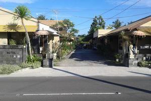 Casa Beach Hotel Belitung - Tampilan Luar Hotel