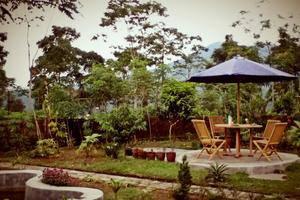 Sendangsari Bamboo Homestay Wonosobo - Gazebo