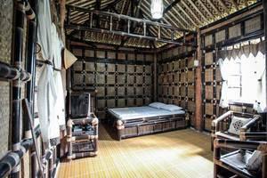 Sendangsari Bamboo Homestay Wonosobo - Kamar Tamu