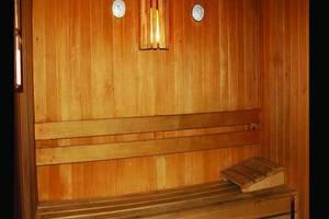 Hotel Gran Mahakam Jakarta - Ruang sauna