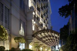 Hotel Gran Mahakam Jakarta - Tampilan Luar Hotel