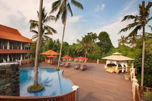 Best Western Premier Agung Resort Ubud Ubud - Kolam renang