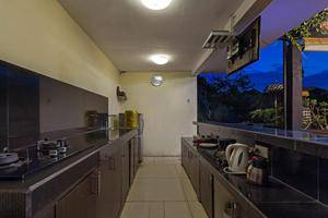 Paica Hotel Bali - dapur