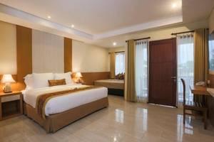 Hotel Ombak Paradise Lombok - Kamar