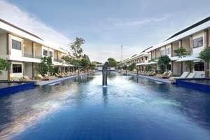 Hotel Ombak Paradise Lombok - Kolam Renang