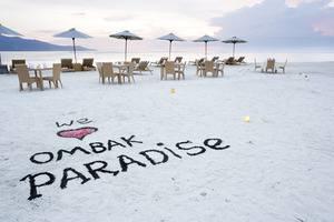 Hotel Ombak Paradise Lombok - Pantai