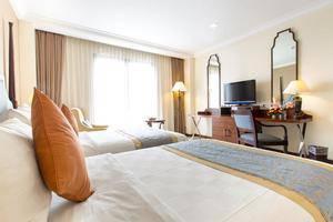 Asmila Hotel Bandung - Deluxe Twin