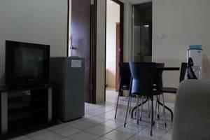 Apartemen Mediterania Garden Residence 1 Jakarta - Kamar tamu