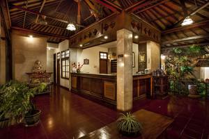 Ubud Inn Resort and Villas Bali - Lobi