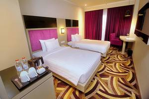 S-One Hotel Palembang Palembang - Twin Bed