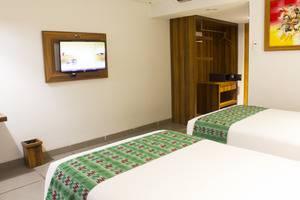Swiss-Belexpress Kuta Legian - Express Room Dengan Dua Tempat Tidur
