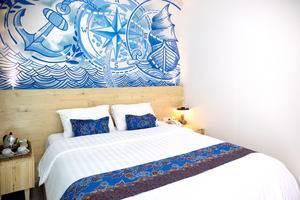 Omah Njonja Bed & Brasserie Yogyakarta - Omah Njonja Double Bed Room