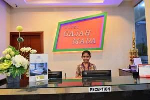 Hotel Gajah Mada Palu - Resepsionis