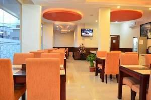 Hotel Gajah Mada Palu - Ruang makan